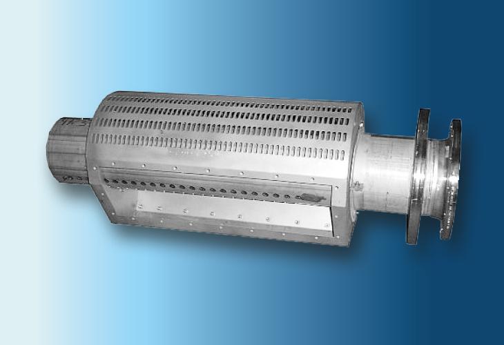 Zweiphasen-Doppelmantel Flash-Box Type FB-1