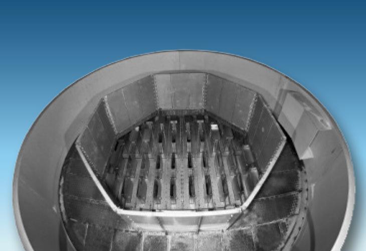 Gas-Flüssig-Phasenseparator