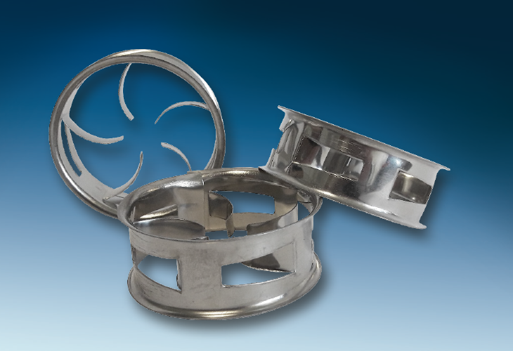 LPR-Ring mit niedrigem Profil (equivalent zu CASCADE MINI-RINGS)